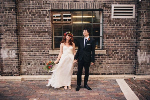 Balzacs Coffee Shop Wedding // Daring Wanderer