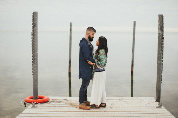 Toronto Leuty Beach Engagement