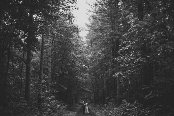 Durham forest engagement shoot by Daring Wanderer