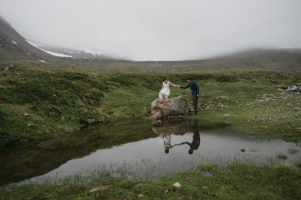 Intimate Iceland Elopement in the West Fjords by Destination wedding photographer Daring Wanderer