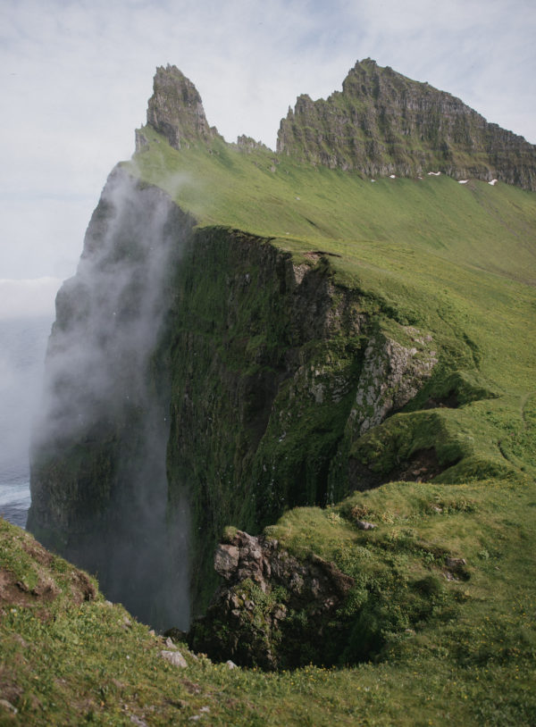 Hornbjarg, Hornstrandir, West Fjords Iceland. Travel photographer by Daring Wanderer.