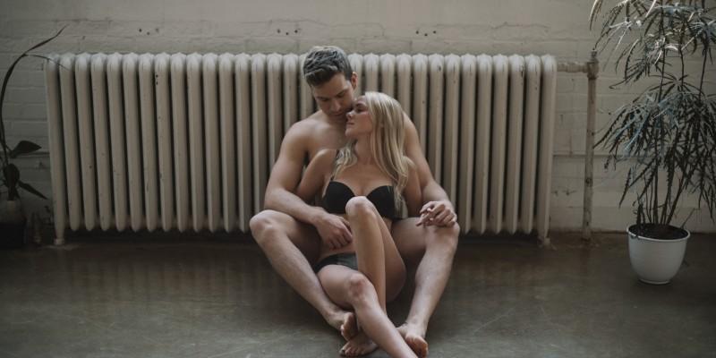 Daring Wanderer - Intimate couples session - couples portraits - industrial loft - loft portraits - Toronto portrait photographer