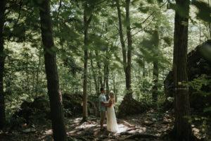 Niagara Gorge Engagement by Toronto wedding photographer Daring Wanderer // www.daringwanderer.com