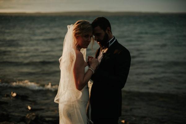 An intimate cottage wedding on Georgian Bay, Owen Sound by Toronto Wedding Photographer Daring Wanderer