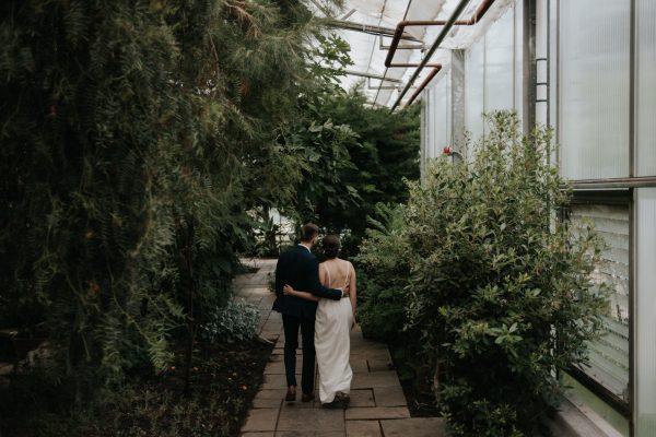 Royal Botanical Gardens Elopement