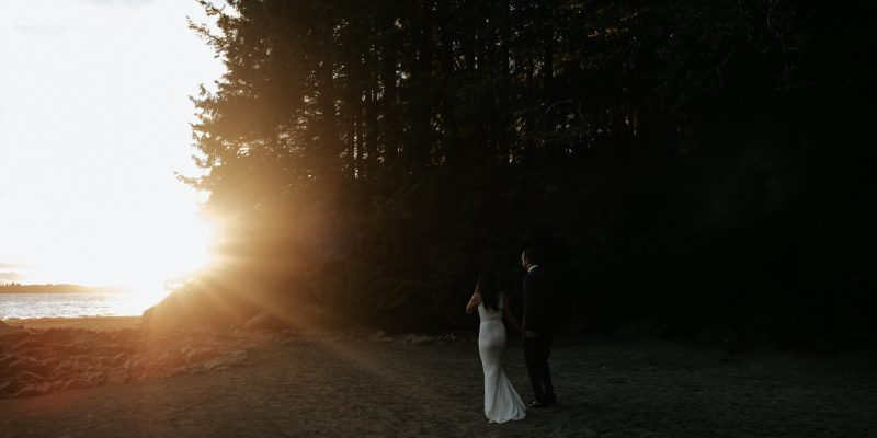 Tofino Elopement at Wickaninnish Inn