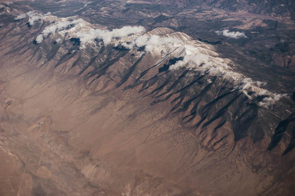 Daring Wanderer Photography - Daring Wanderer - Travel Photography - Aerial Photography - Colorado - Mountains - Snow