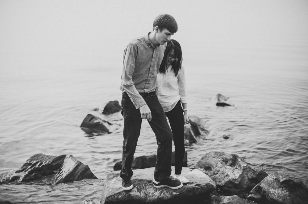 Toronto Centre Island Engagement // Daring Wanderer