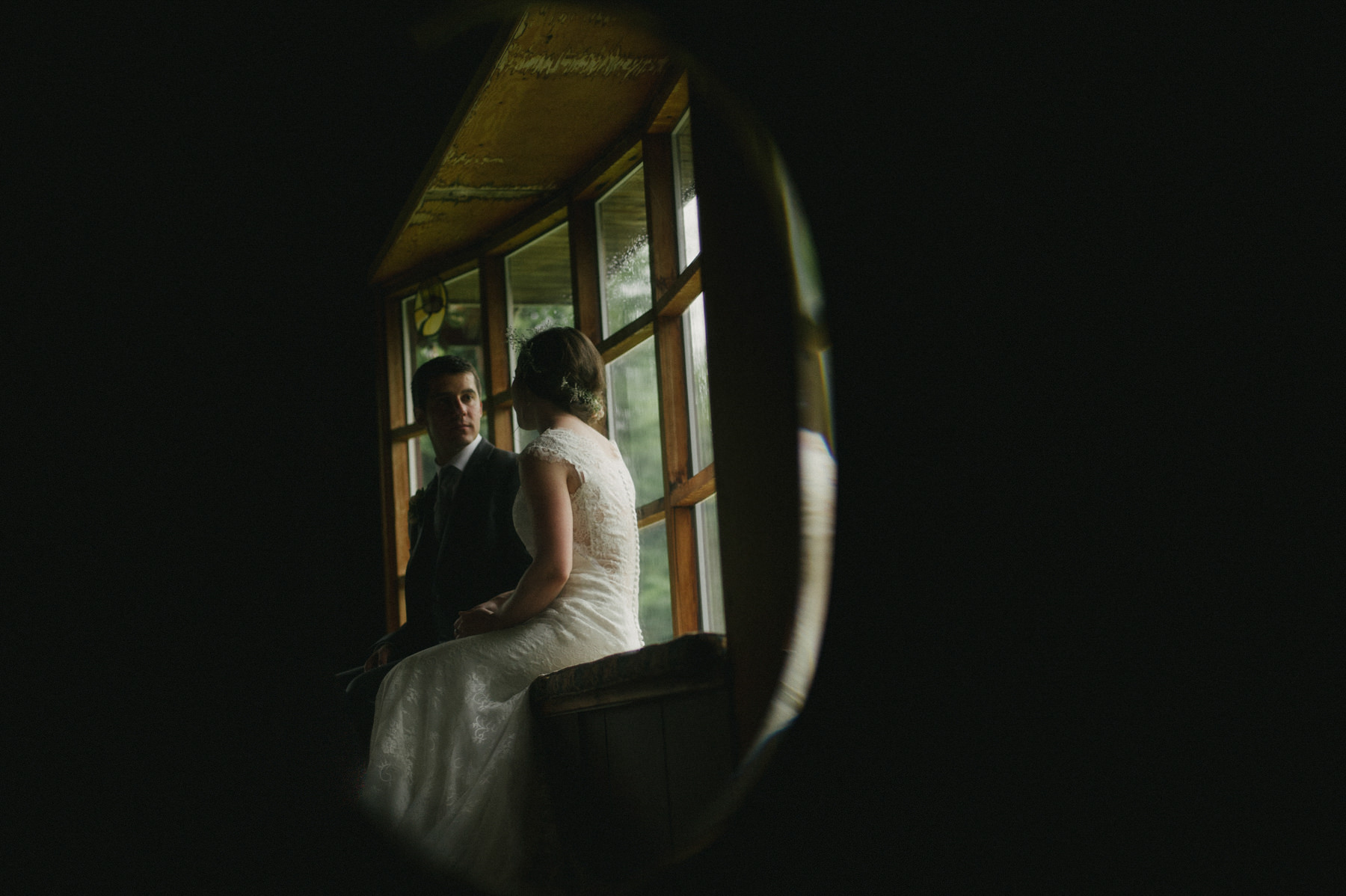 Daring Wanderer. Destination Wedding Photographer // Intimate Skyloft Wedding