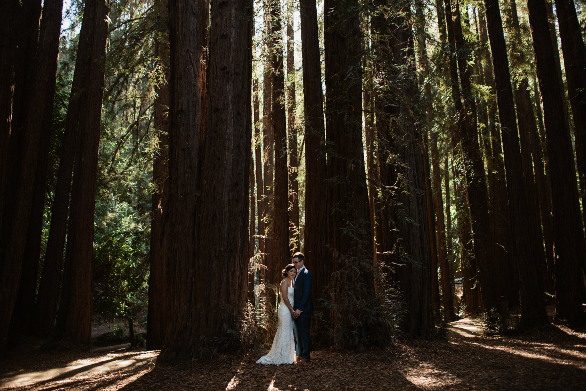 Daring Wanderer Photography - Daring Wanderer - Destination Wedding Photographer - Mill valley wedding photographer - Old Mill Park Wedding - Redwoods wedding - forest wedding ceremony - california wedding photographer - the outdoor arts club wedding - mill valley wedding