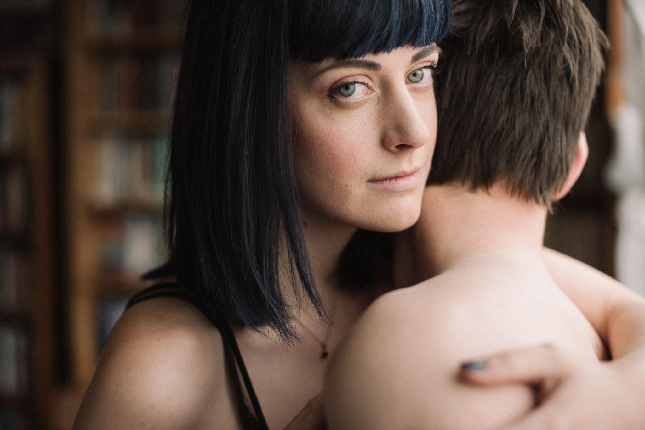 Daring Wanderer Photography - Daring Wanderer - Toronto portrait photographer - loft - industrial loft - Toronto - Toronto wedding photographer - intimate - couples session - intimate couples session