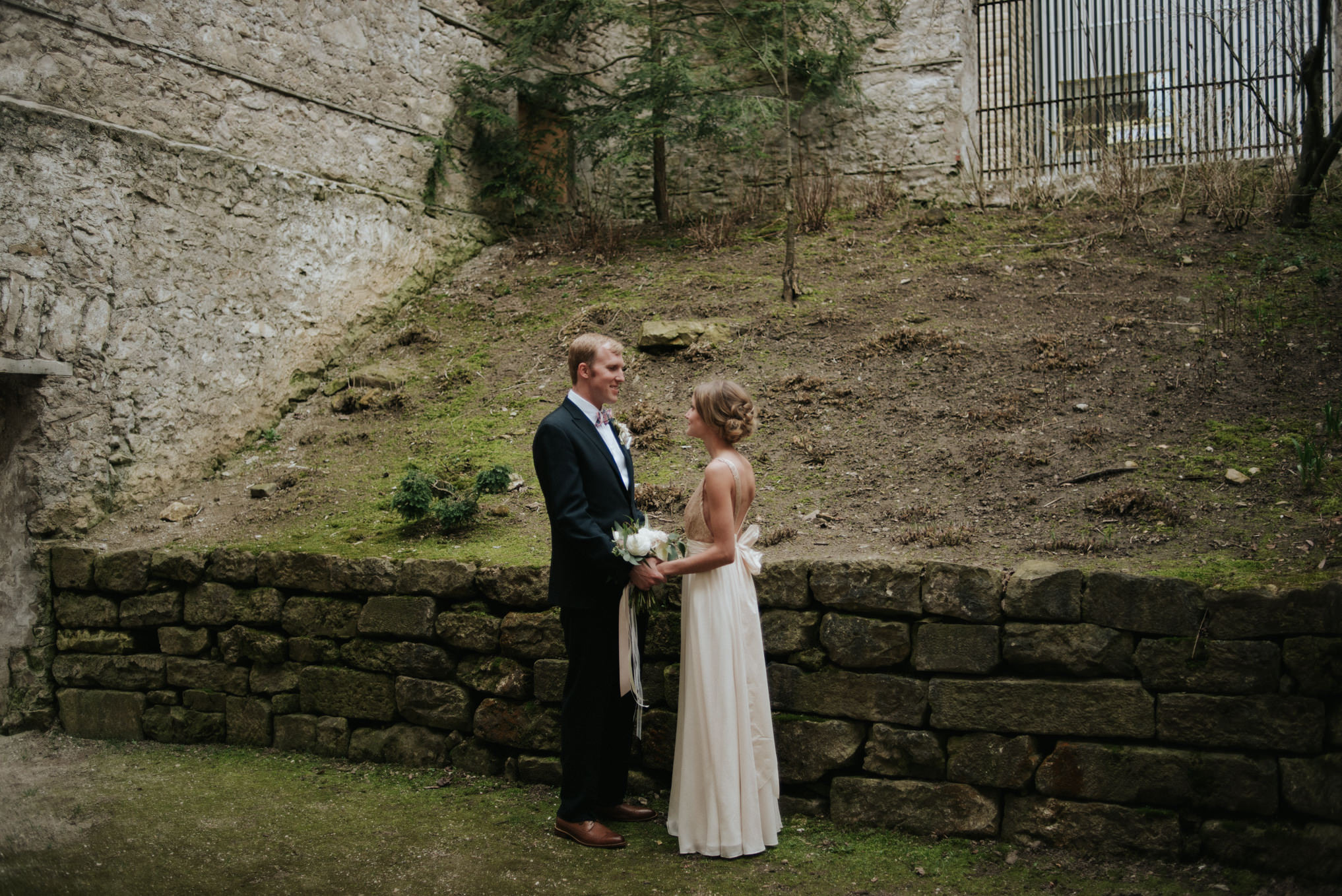 Intimate Goldie Mill Wedding // Daring Wanderer: www.daringwanderer.com