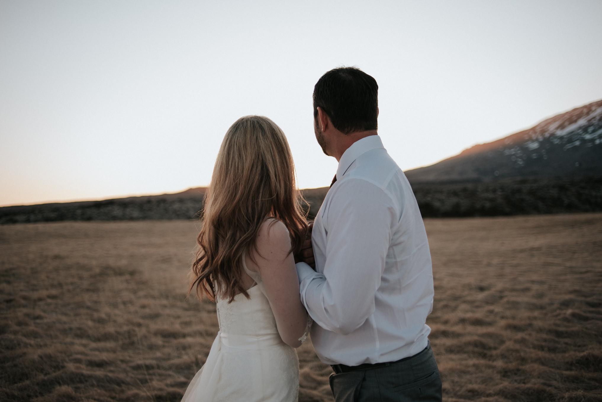 Texans Elope in Iceland: Dreamy Icelandic Midnight Sun Wedding // Daring Wanderer: www.daringwanderer.com