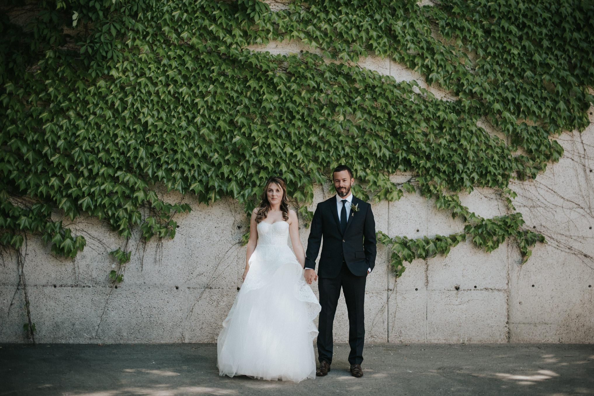 An intimate Auberge du Pommier Wedding in Toronto // Daring Wanderer: www.daringwanderer.com