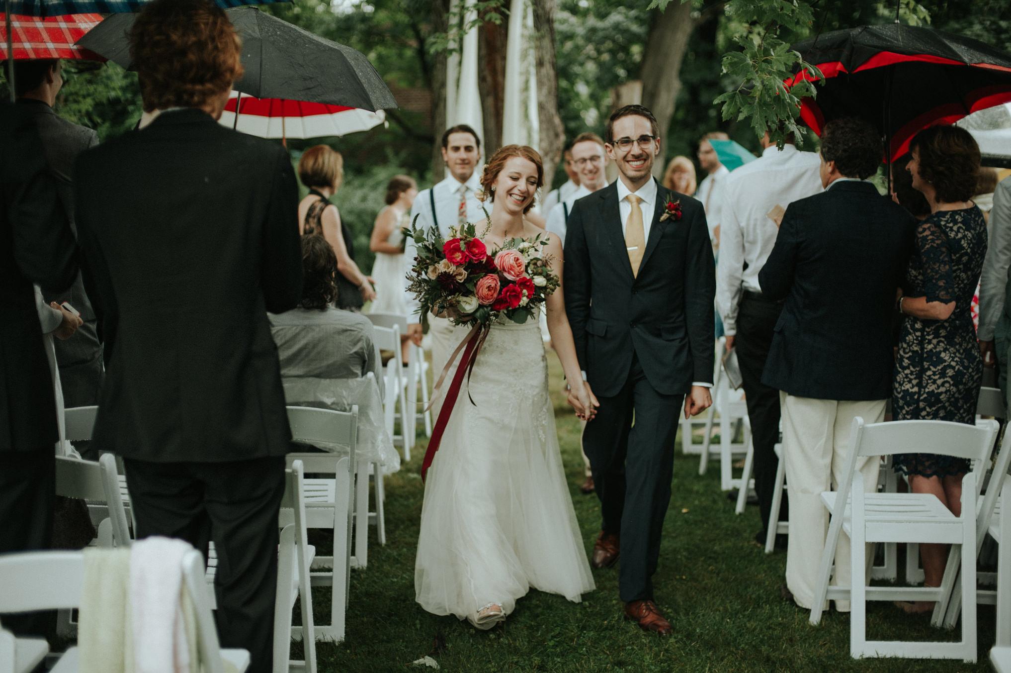 Spadina House wedding // Daring Wanderer: www.daringwanderer.com