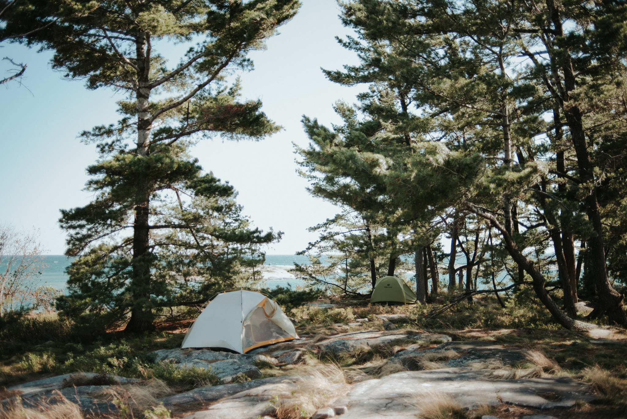 Camping at Philip Edward Island on Georgian Bay // Daring Wanderer: www.daringwanderer.com