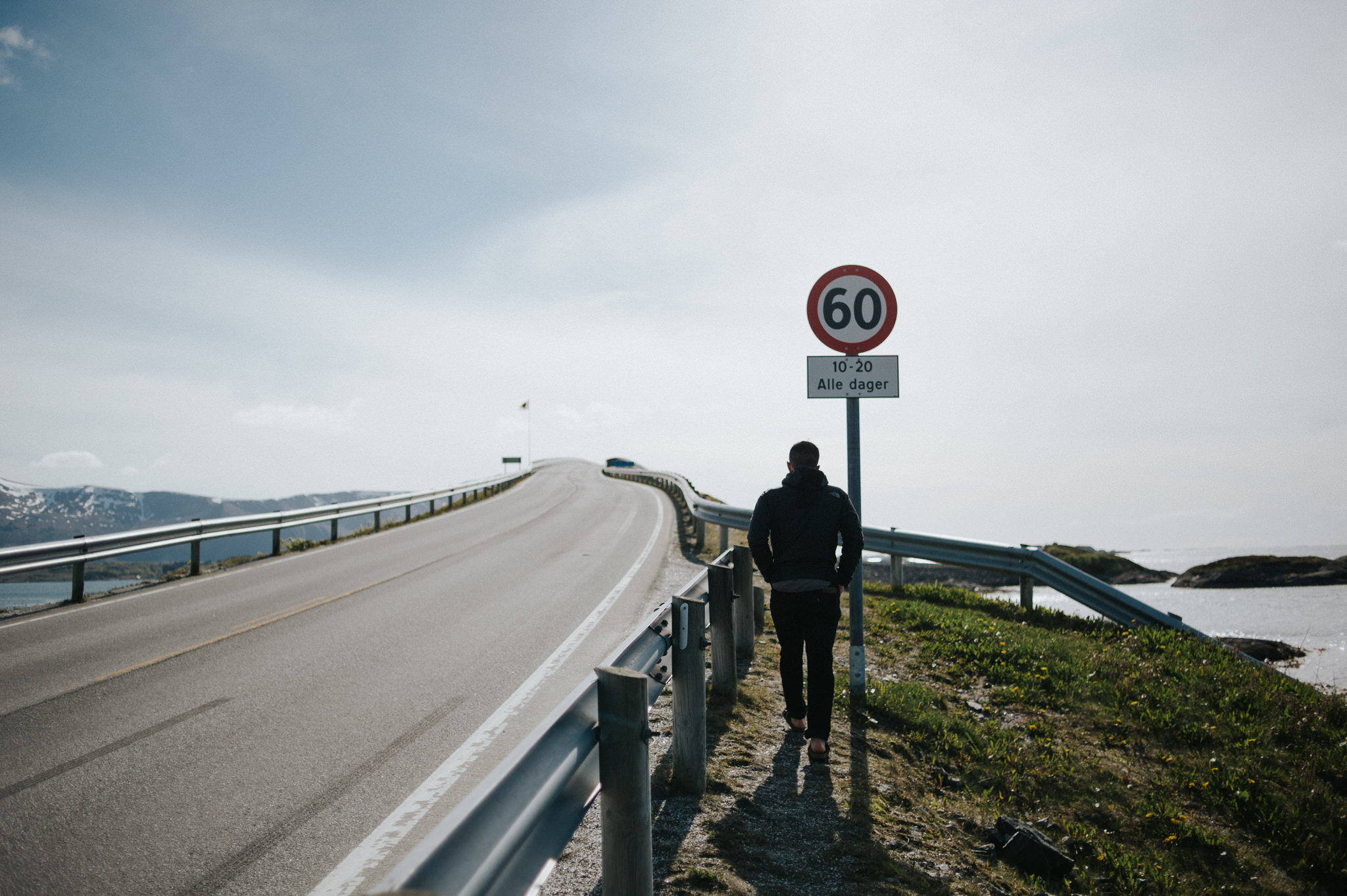 Atlantic Ocean Road in Norway // Daring Wanderer: www.daringwanderer.com