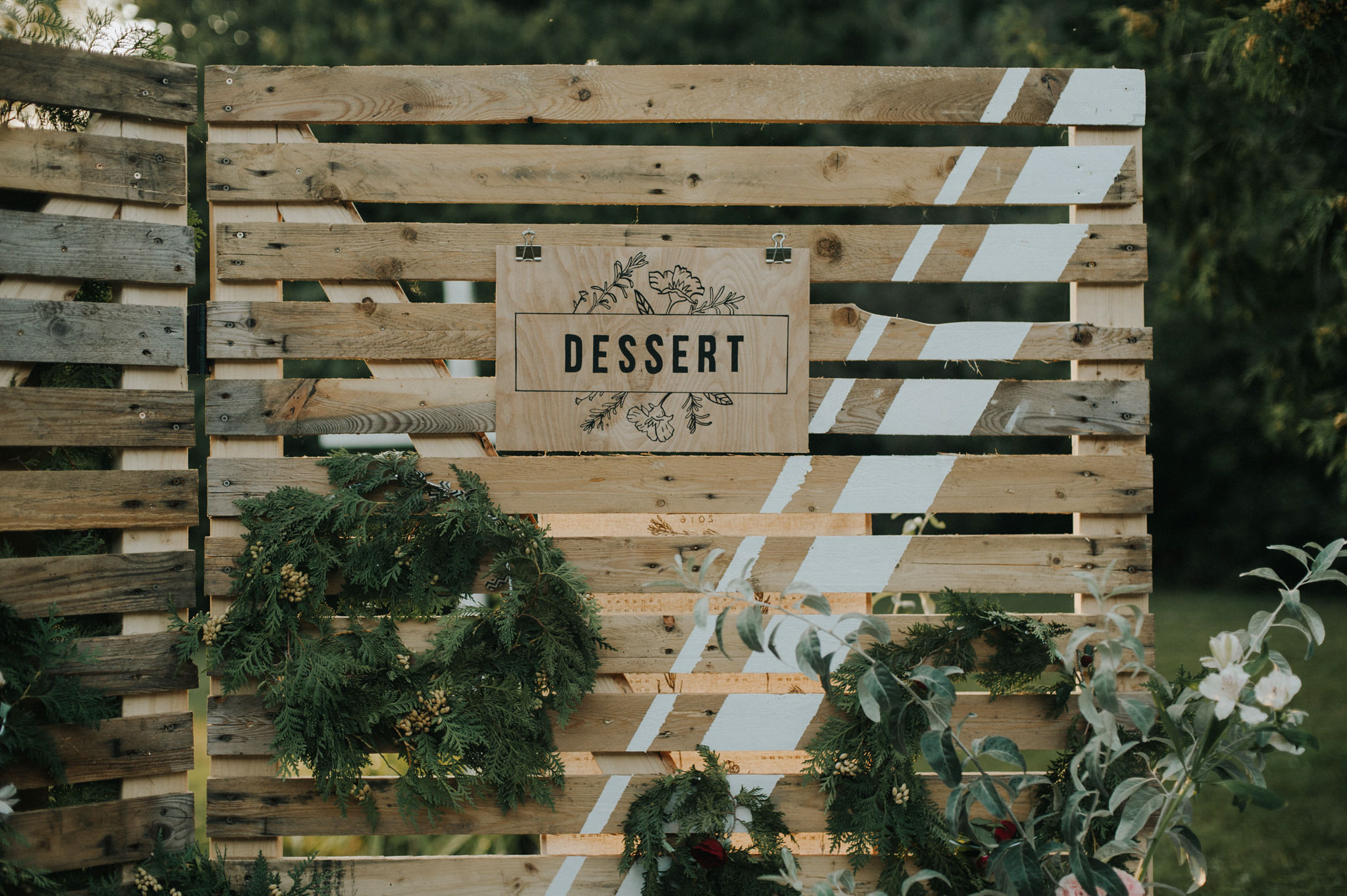 An Intimate Rideau Hill Camp Wedding // Daring Wanderer: www.daringwanderer.com