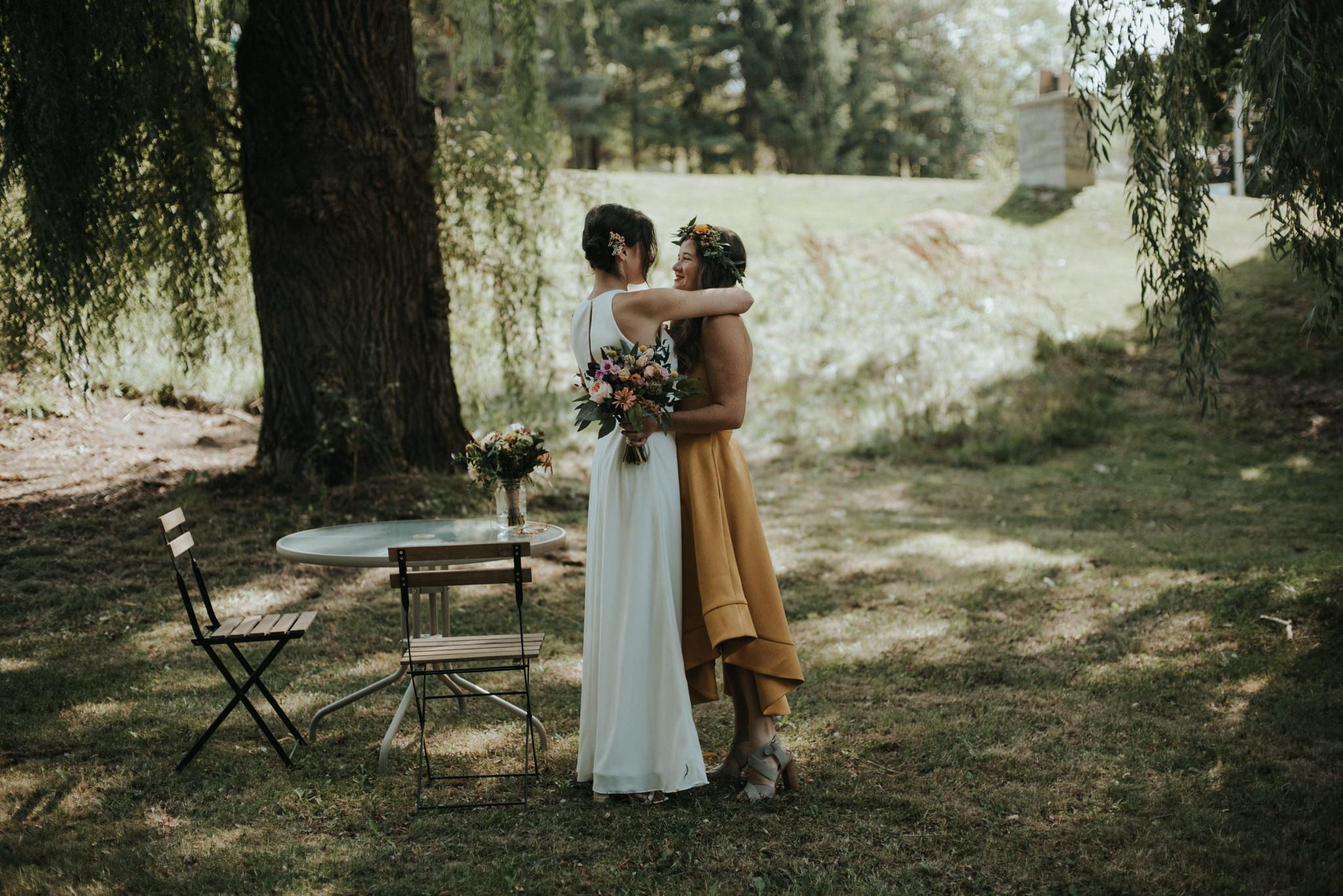 An Intimate Prince Edward County Wedding // Daring Wanderer: www.daringwanderer.com