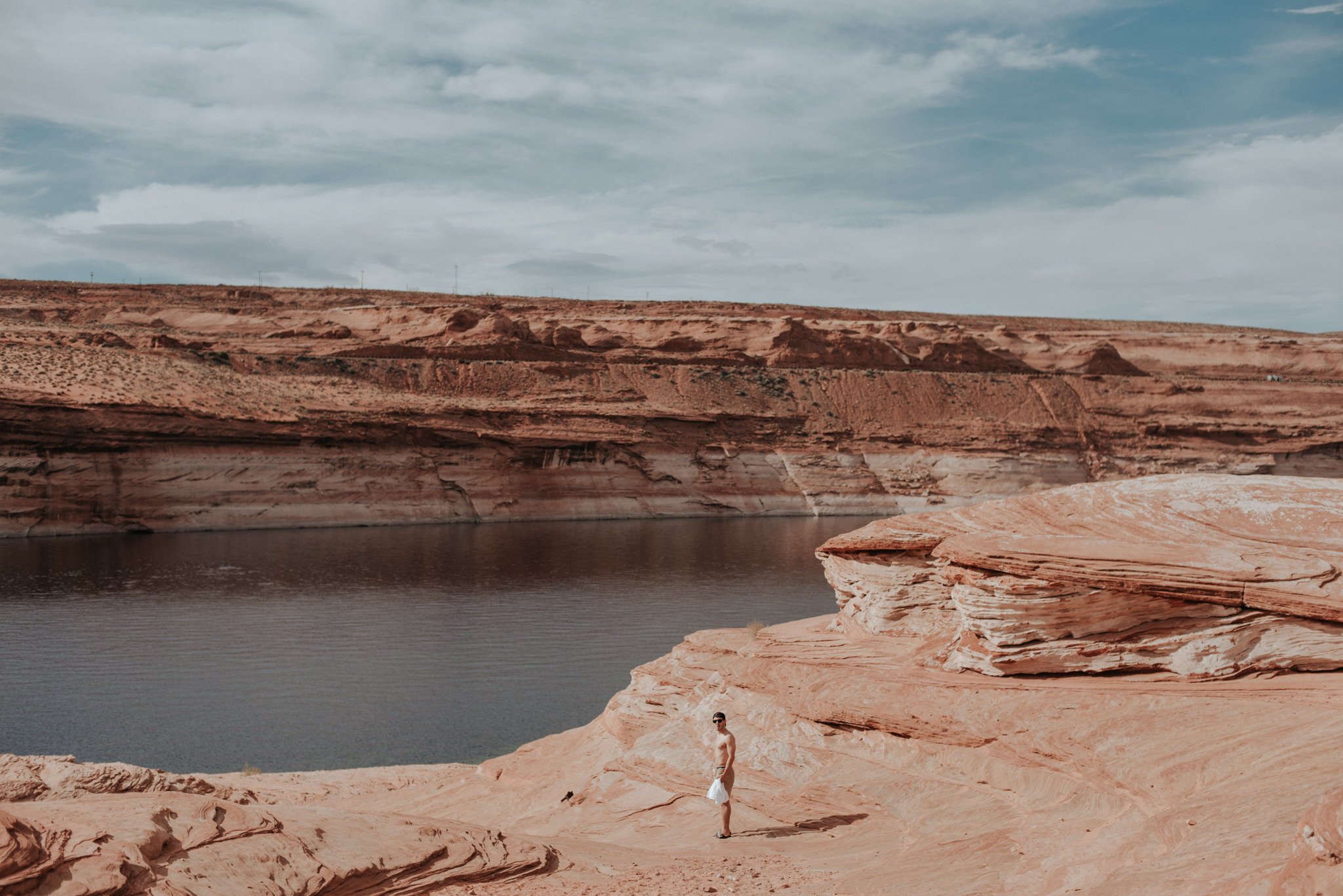 Lake Powell in Arizona // Daring Wanderer: www.daringwanderer.com