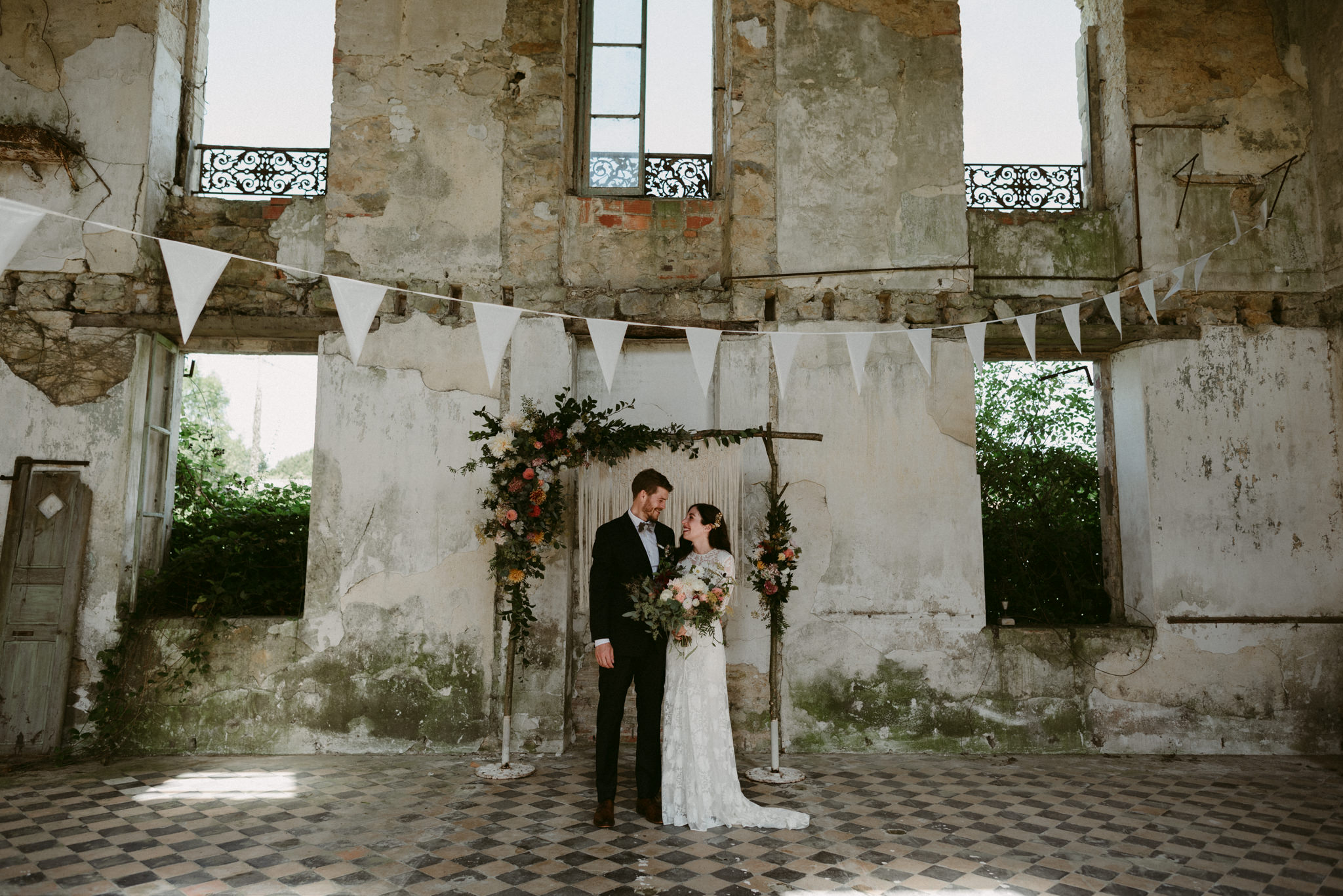 Chateau le Mont Epinguet Wedding