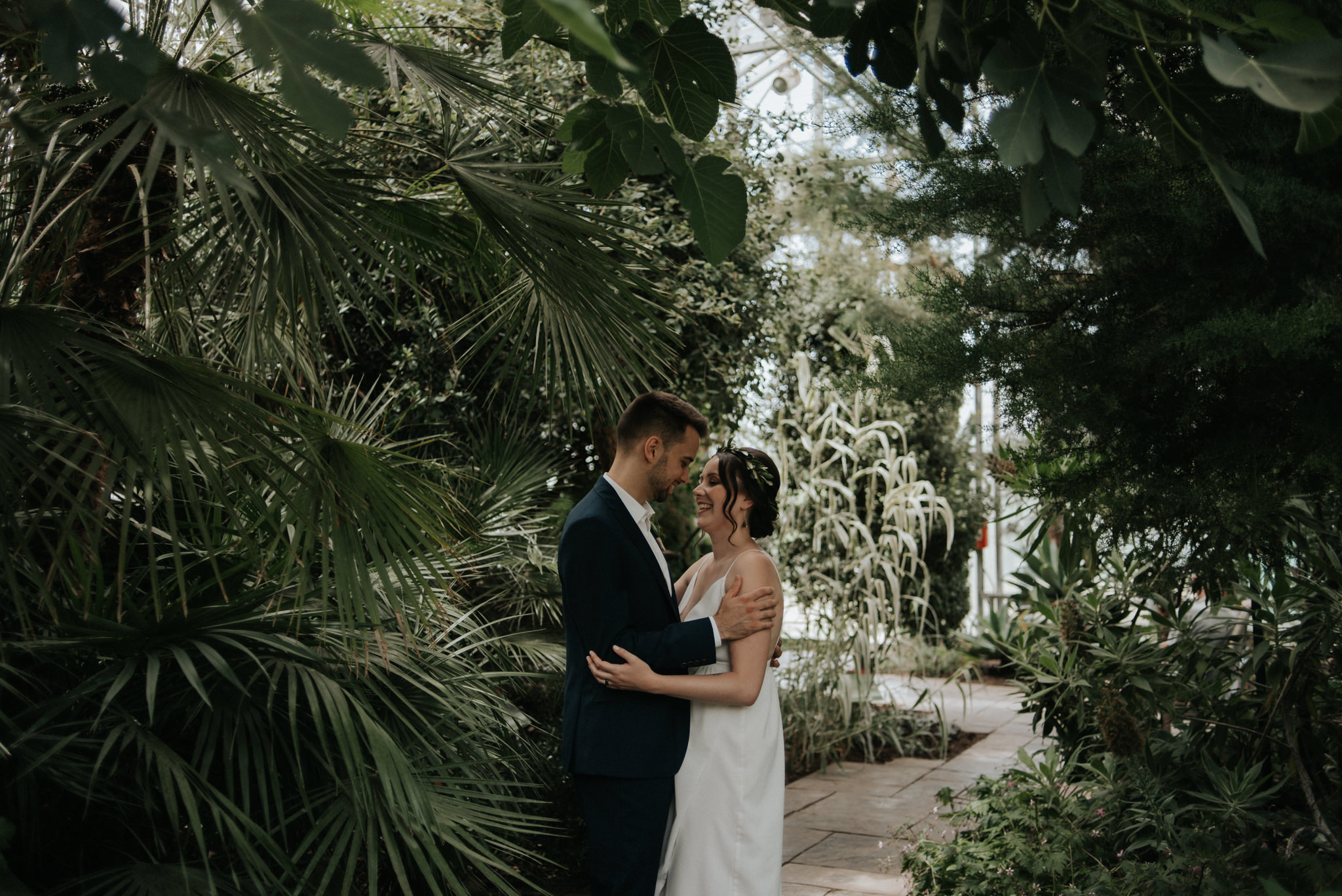 Royal Botanical Gardens Elopement