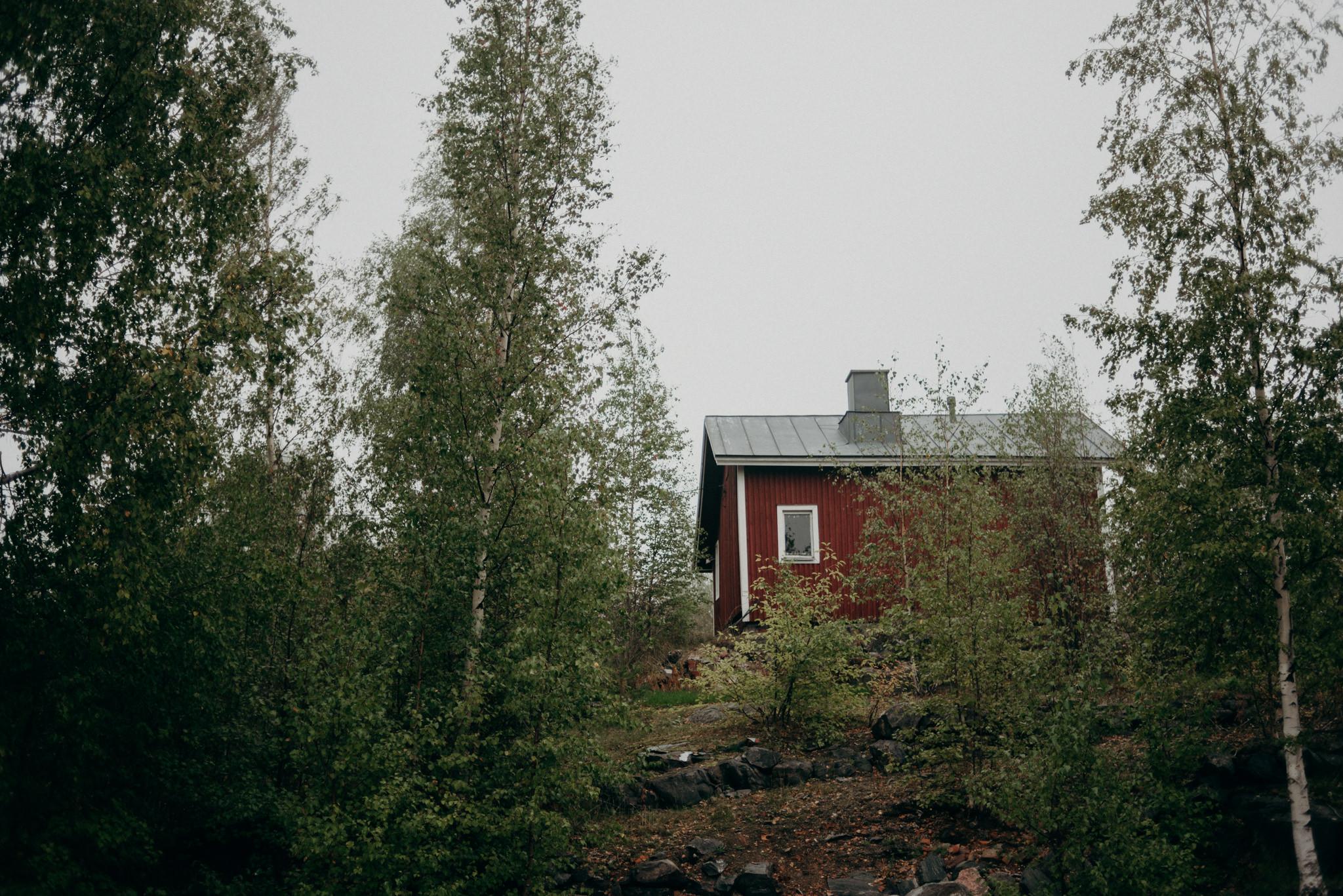 Valkosaaren Telakka in Helsinki