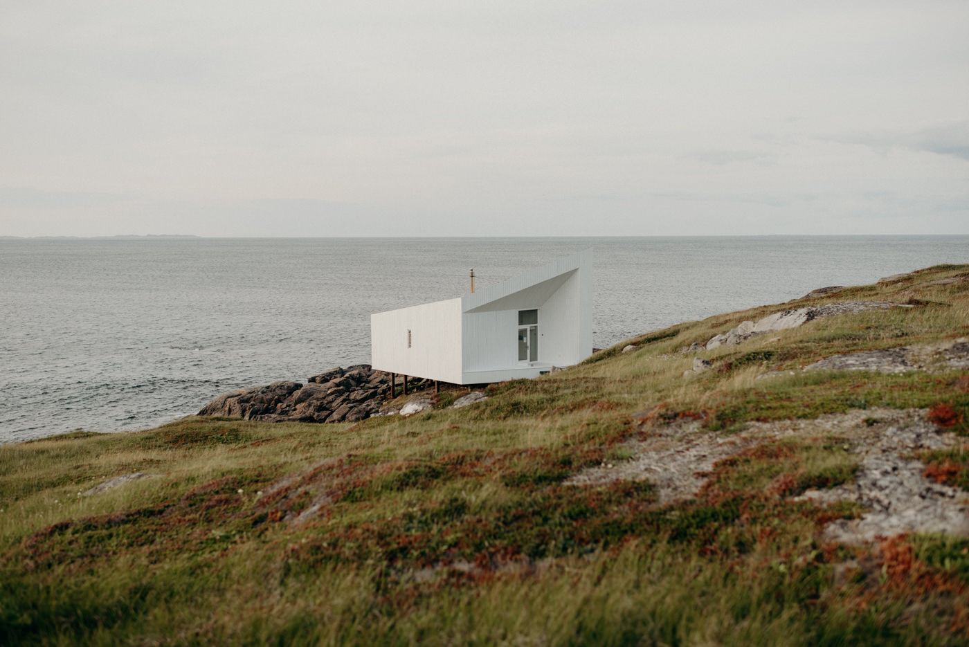 Squish artist studio on Fogo Island