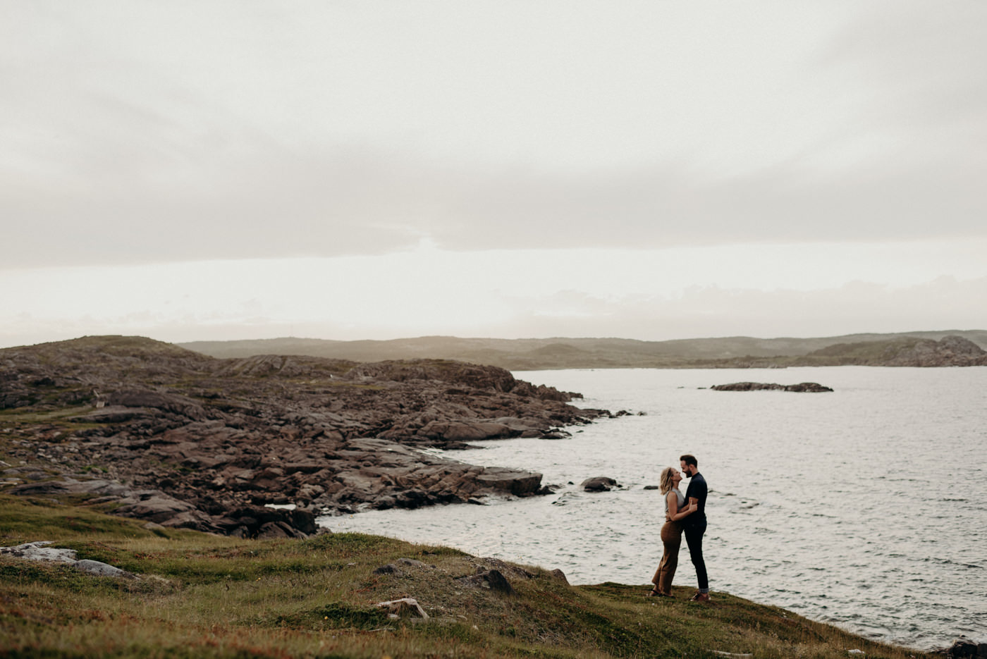 Newfoundland couple shoot