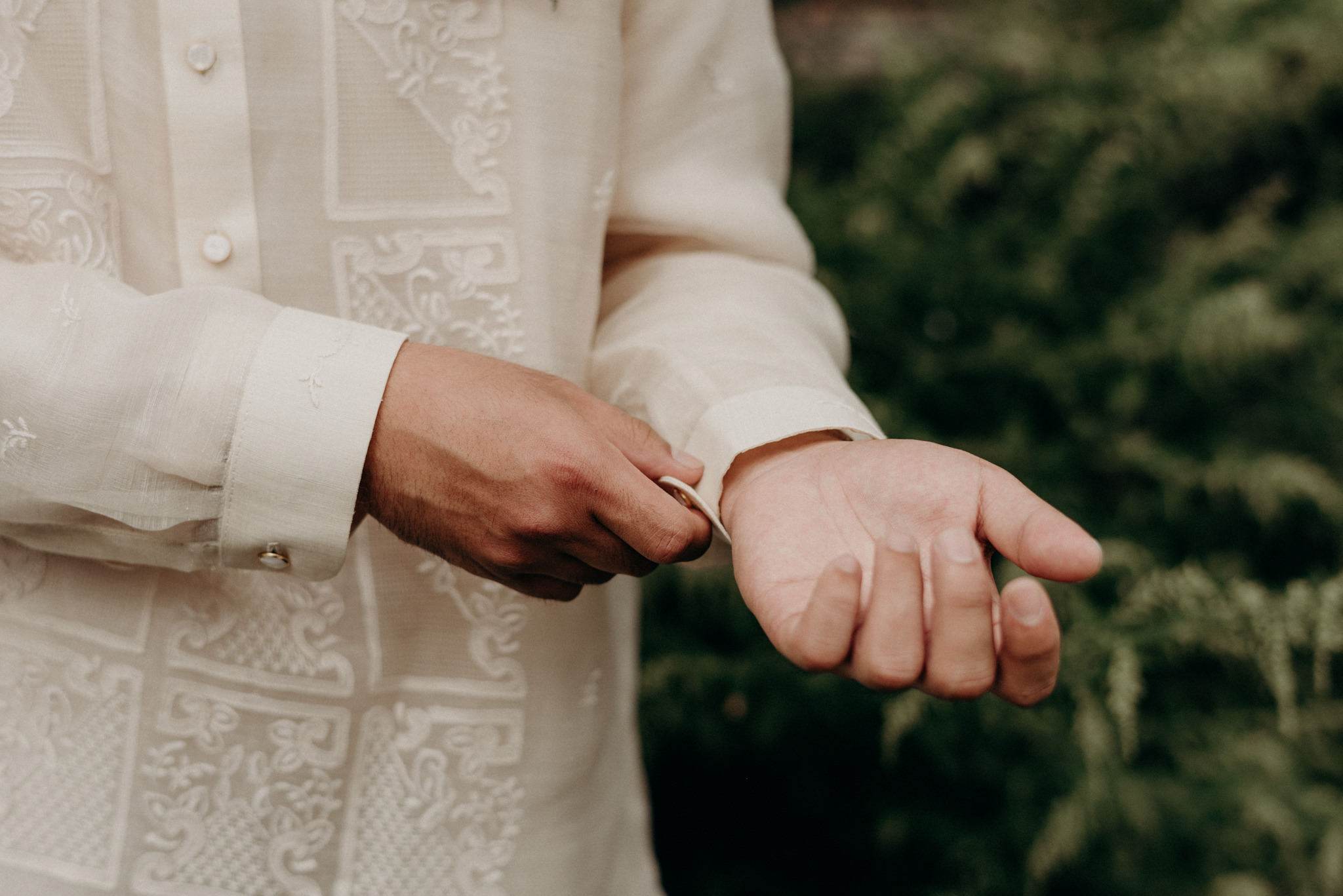 Filipino groom