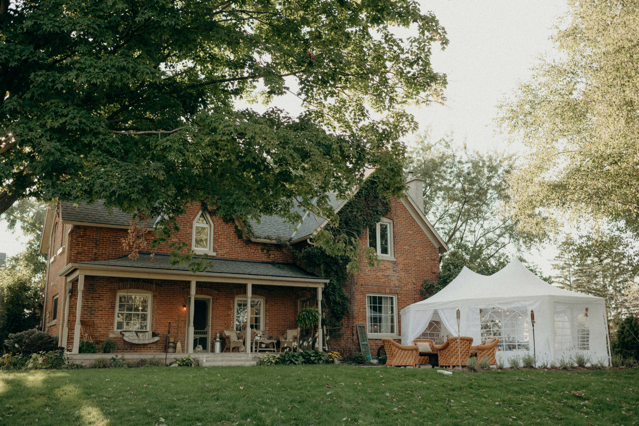 Good Family Farms wedding
