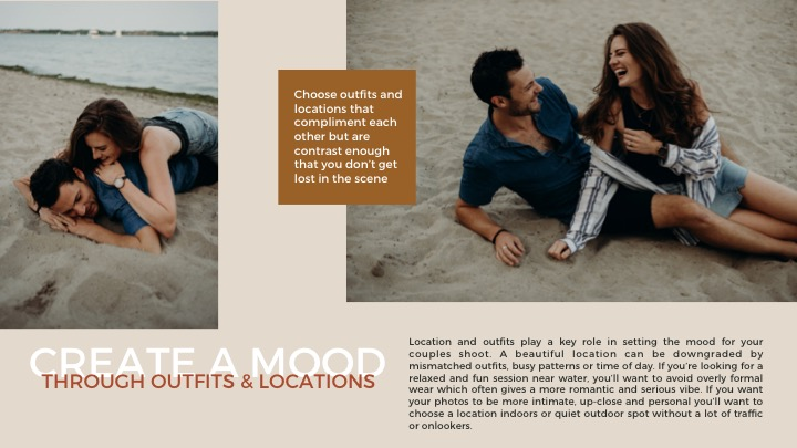 couple shoot outfit guide