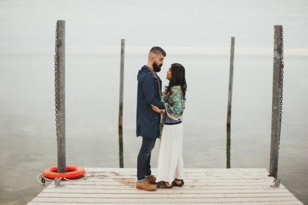 Toronto Leuty Beach Engagement