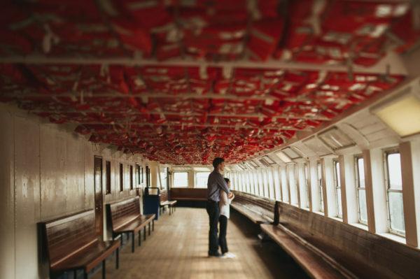 Toronto Centre Island Engagement by Daring Wanderer